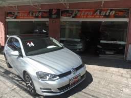 VW / Golf Highline TSI modelo Alemão, prata, Top de linha, Petrópolis/RJ - 2014
