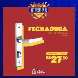 Fechadura R$27,50