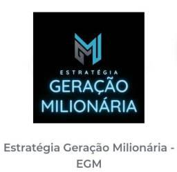 Estratégia Geração Milionária - EGM<br><br>