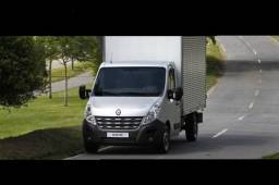 Van Renault Master - adquira o seu
