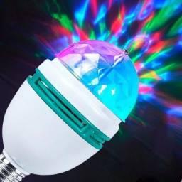 Título do anúncio: Lâmpada De Led Mini Globo Full Giratória