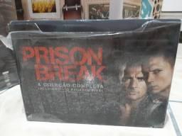 Box dvd Prison Break