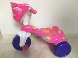 Triciclo / motoca / rosa pink