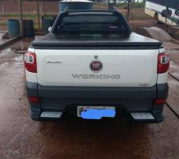 Vendo fiat strada cs working 1.4 2016/16 flex - 2016
