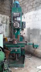 Frezadora rocco fcp 40