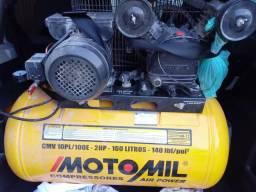 Compressores 100 litros cada