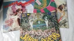 Para recordar: Samba Enredo das Escolas de Samba do Grupo 1 A