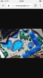 Lindo Ap Condomínio 6 piscinas Caldas Novas R$180.000,00