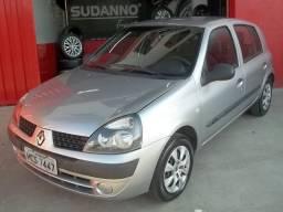 Renault Clio 1.0 8v com ar