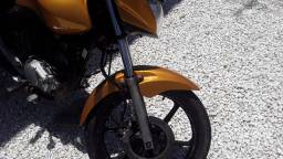 Vende-se honda cg 150 ex completa 2011