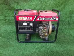 Gerador Diesel 3kw - 3600