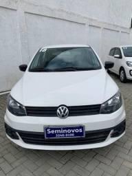 VW Gol 1.0 Trendline MPI 2018