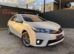 Toyota corolla 2015 branco perola