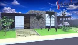 S.Sales Imobiliária - Casa a venda no Lago norte - 4 Suites com Lazer completo