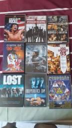Vendo dvd mídia física original 5 reais cada .dvd