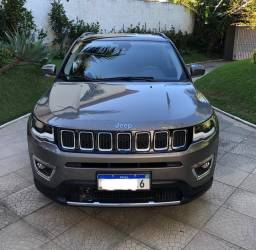 Compass Limited 17/18 somente 44.000km