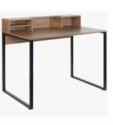 mesa escrivaninha mesa escrivaninha pes de aço