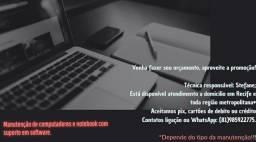 Título do anúncio: Assistência técnica