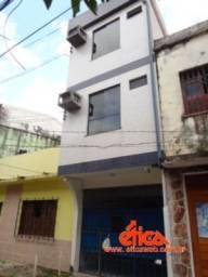 Apartamento para alugar com 1 dormitórios em Umarizal, Belem cod:3518
