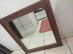 Bancada e espelho