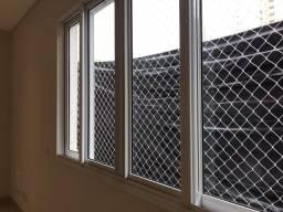 Título do anúncio: Redinha tela de proteção instalação em janela sacada