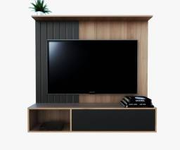 Painel TV 100% MDF Exclusive