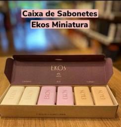 Sabonete Natura Ekos Mini em promoção