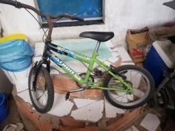 Título do anúncio: Bicicleta babyboy infantil masculina