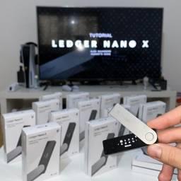 Ledger Nano X - Carteira Offline para Criptomoedas