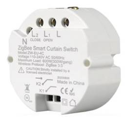 Sensor de Corrente Tuya Wifi Lift Elevador Projetor Cortina Elétrica Automação