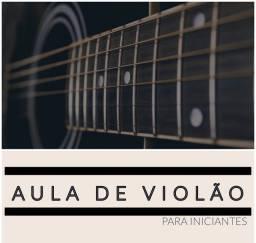 1ª AULA GRÁTIS - AULA DE VIOLAO