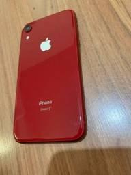 Título do anúncio: iphone XR 64gb Vermelho Impecável!!!