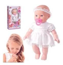 """Boneca """"minha primeira oração"""""""