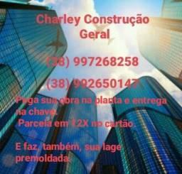 Título do anúncio: Charley Contrução em geral