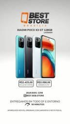 Título do anúncio: XIAOMI POCO X3 GT 8/128GB