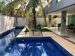 Título do anúncio: Casa para aluguel com 394 metros quadrados com 5 suites em Jardins Atenas - Goiânia - Goiá