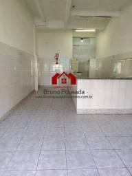Título do anúncio: Loja Comercial para Venda em Santos, Macuco, 2 banheiros