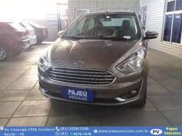Título do anúncio: Ford KA Sedã 1.5 At Titanium 2020/2021 Completo