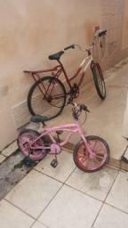 Título do anúncio: Duas bicicletas