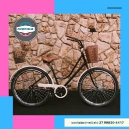 Título do anúncio: Bike Retro Feminina Samy Nova