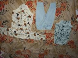 Vendo Lotinho de roupa de menino