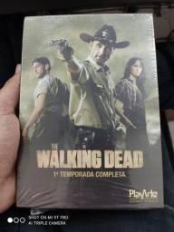 Box 1ª temporada the walking dead lacrado