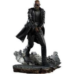 Título do anúncio: Nick Fury iron Studios