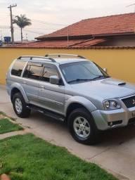 Título do anúncio: PAJERO SPORT 4X4  3.5 V6 GASOLINA 2008 AUTOMÁTICA