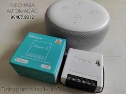 Sonoff Mini ou Mini R2. Pronta Entrega! Funciona com Alexa, Google Home