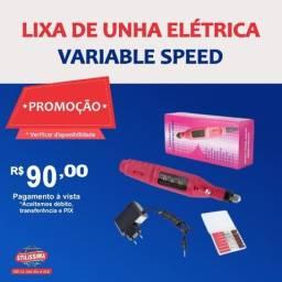 Título do anúncio: Lixa de Unha Elétrica Variable Speed