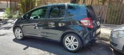 Honda Fit automático 1.5 ano 2012 completo em perfeito estado. troco por carro maior