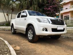 Hilux flex SRV automática  4x4 mais nova do Brasil