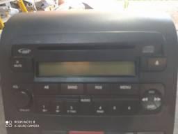 Rádio MP3 original fiat