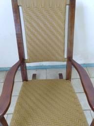 Cadeiras de Balanço Artesanal